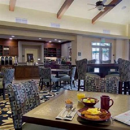 Homewood Suites by Hilton Sacramento Airport-Natomas: Breakfast Area