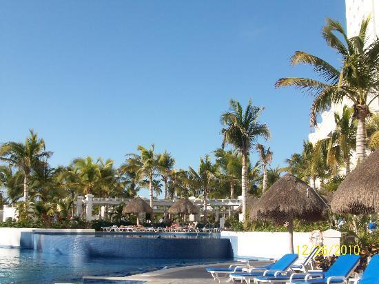 Mazatlan, Mexiko: Los jardines del Riu