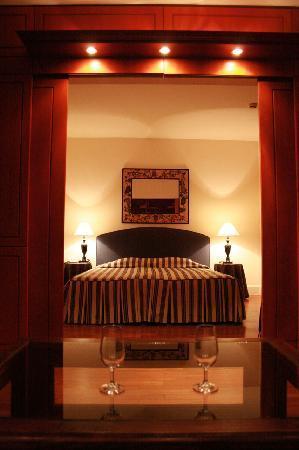 Uhu Villa Budapest: our suite