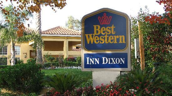 BEST WESTERN PLUS Inn Dixon: Best Western Inn Dixon