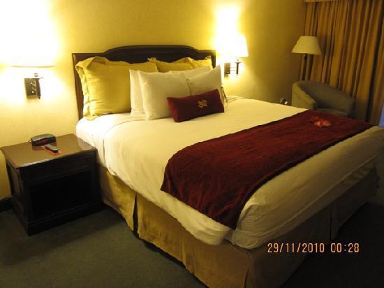 Crowne Plaza Hotel San Salvador: room