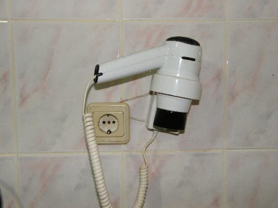 Hotel Topkapi: Keine von uns hat sich getraut das zu benutzen...
