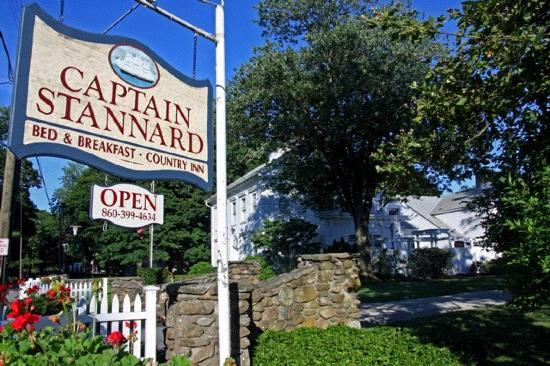 Captain Stannard House Bed and Breakfast Country Inn-bild