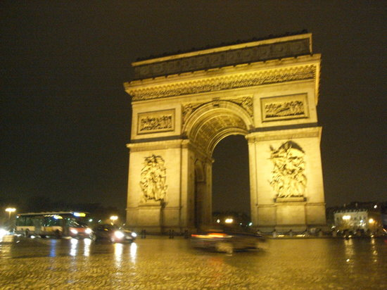 Illumination Tour in Paris