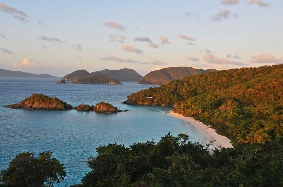 Hillcrest Guest House: Trunk Bay