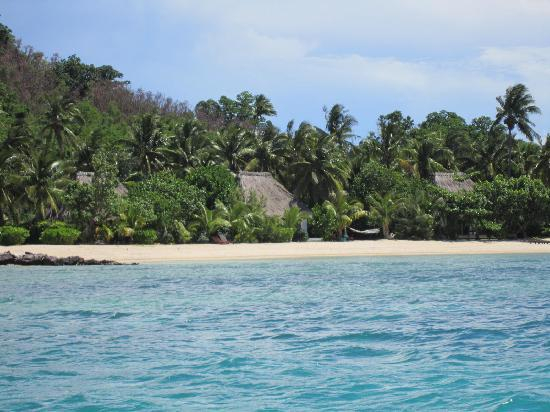 Navutu Stars Fiji Hotel & Resort: The bures