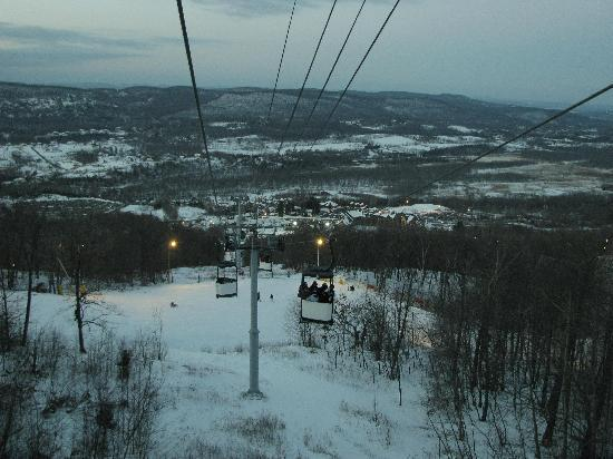 Mountain Creek - The Appalachian & Black Creek Sanctuary: Up the Lift