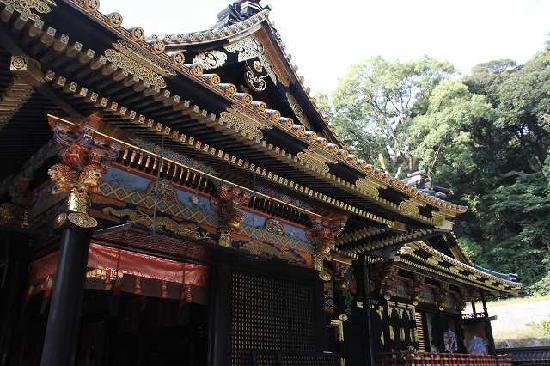 Kunozan Toshogu Shrine: 久能山東照宮3