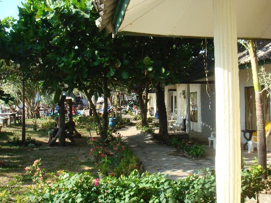 Lanta Palace Resort & Beach Club : exterieur