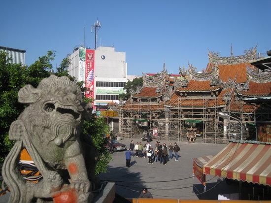 三峡祖师庙