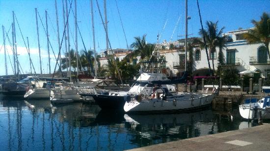 Maspalomas Princess Hotel: Puerto de Mogan