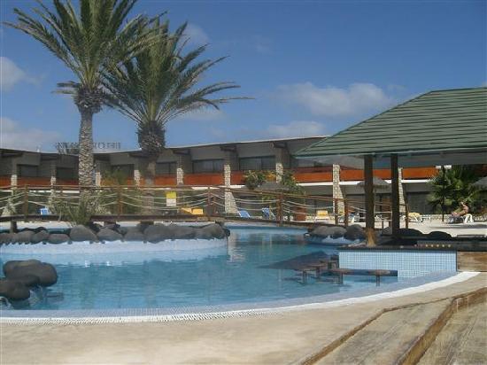 Hotel Oasis Belorizonte : piscina zono alta