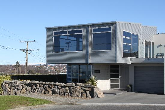 Pleasant View Bed & Breakfast Timaru: Pleasant View from the outside!