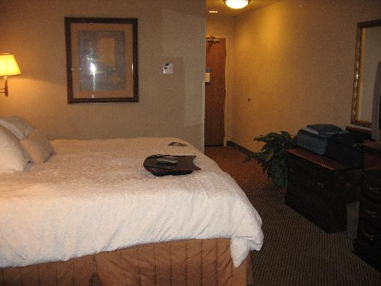 Hampton Inn Gallup-West : La stanza 306