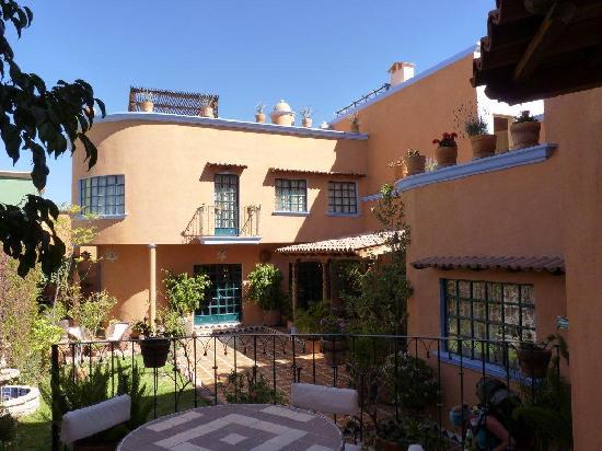 Casa Frida B&B: cour intérieure