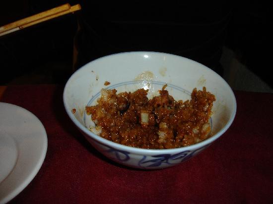 Shunka: Chicken rice teriyaki