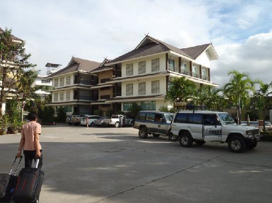 Diamond Park Inn Chiangrai Resort: hotel
