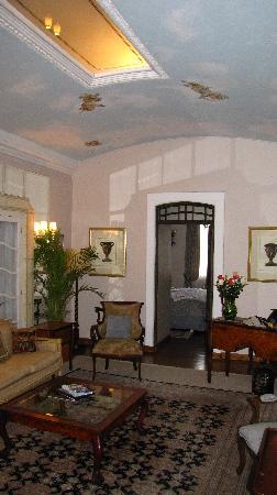 Mansion Alcazar Boutique Hotel: Vorzimmer Suite