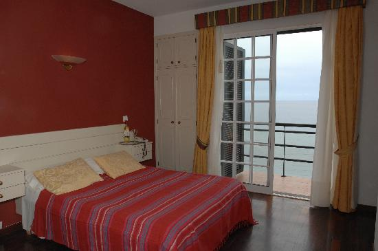 Jardim do Mar, Portugal: Room with sea view