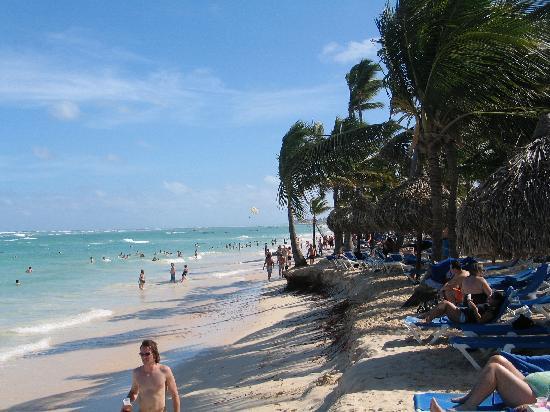 Grand Bahia Principe Punta Cana: Plage