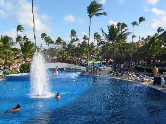 Grand Bahia Principe Punta Cana: piscine