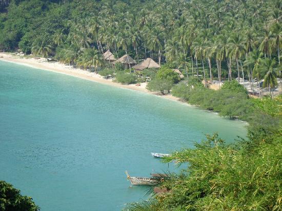 The Terrace At Jamahkiri Resort & Spa: view from restaurant