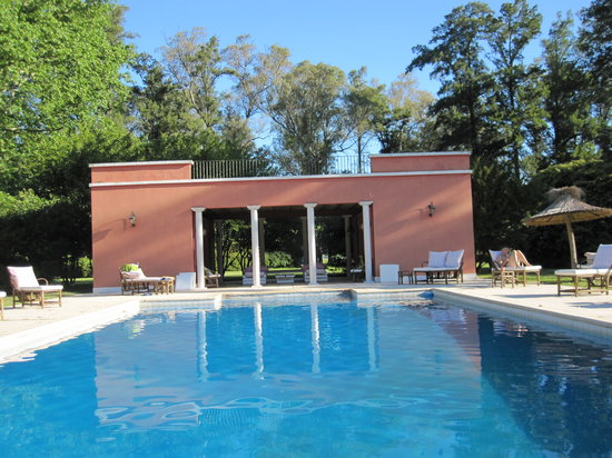 San Miguel del Monte, Argentina: The pool