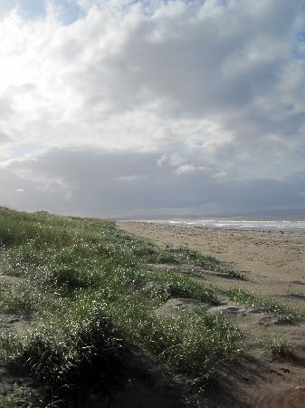 Ceol Na Mara Guesthouse: Traumstrand nur 20 Meter entfernt