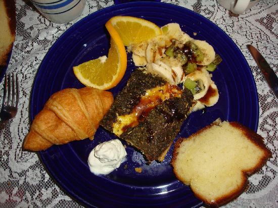 Touchstone Inn : Breakfast