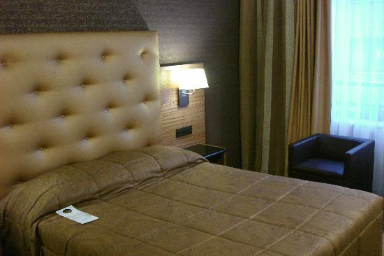 Hotel Hyllit: La chambre