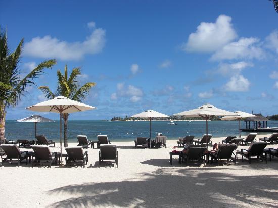 Anahita Golf & Spa Resort : la plage