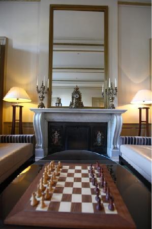 Hotel Dukes' Palace Bruges: lobby