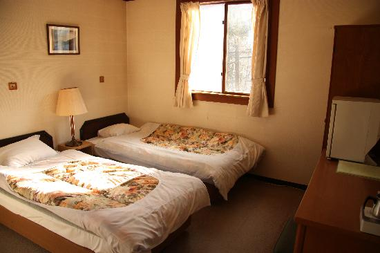 Hakuba Windy Lodge: our room