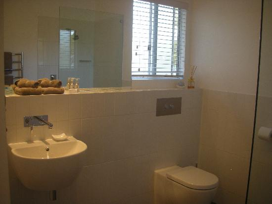 Llewellin's Guest House: bathroom 2..