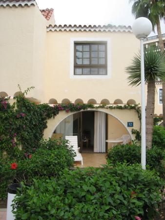 Hotel Riu Palmeras / Bung Riu Palmitos : So schön der Bungalow