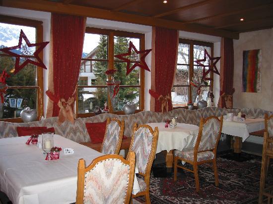 Alpin Hotel: Speisesaal
