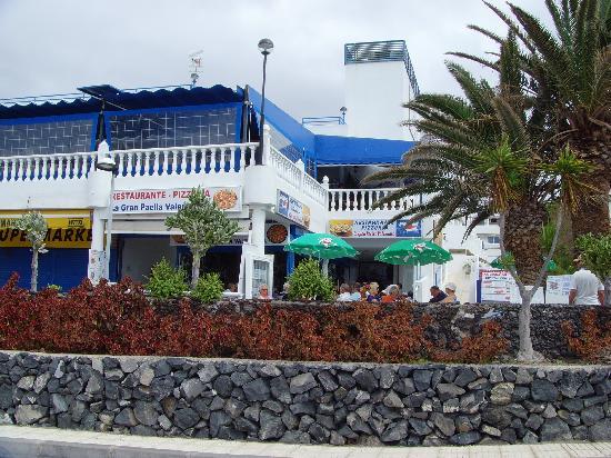 La Gran Paella Valenciana: View of the restaurant
