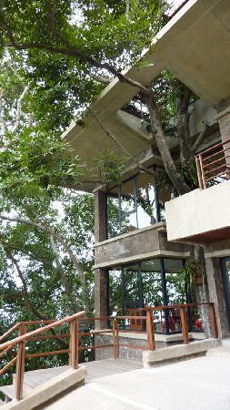Paresa Resort Phuket : museum and library