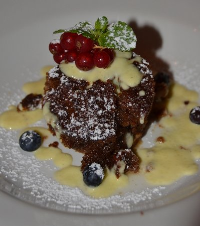 Patrick's Lounge, Restaurant & Steakhouse: dessert