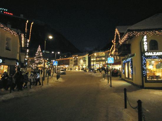 Hotel Catinaccio Rosengarten : Moena a Natale