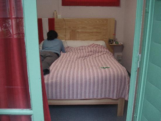 Hotel Les Fauvettes: notre chambre