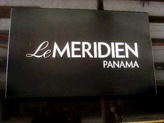 Le Meridien Panama: Le Meridien Panamá