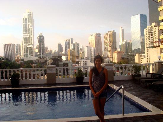 view from pool picture of le meridien panama panama city tripadvisor