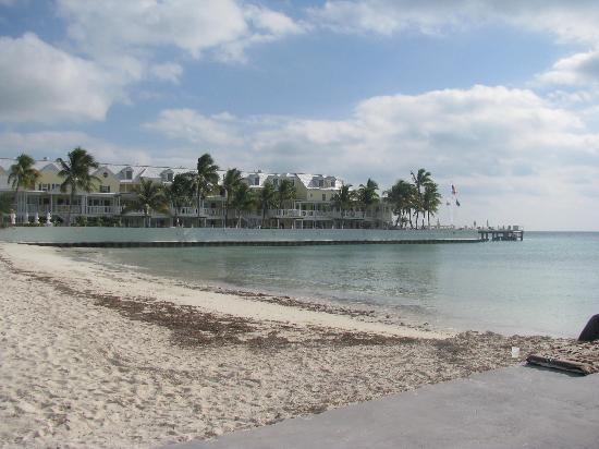 Fairfield Inn Suites Key West Another Public Beach