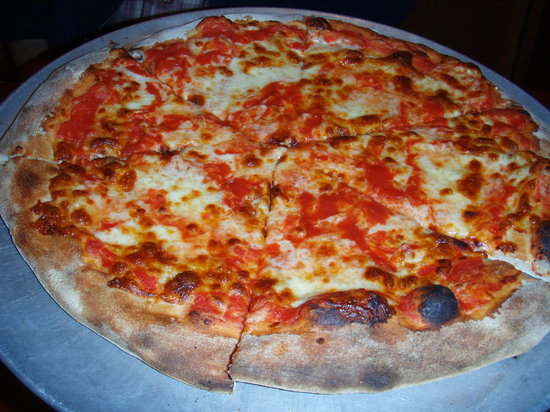 Traditional Pizza Picture Of Johns Of Times Square New