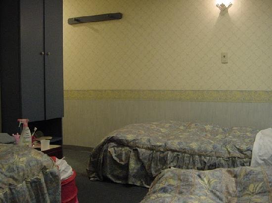 Hotel Sun City Ikebukuro: triple room