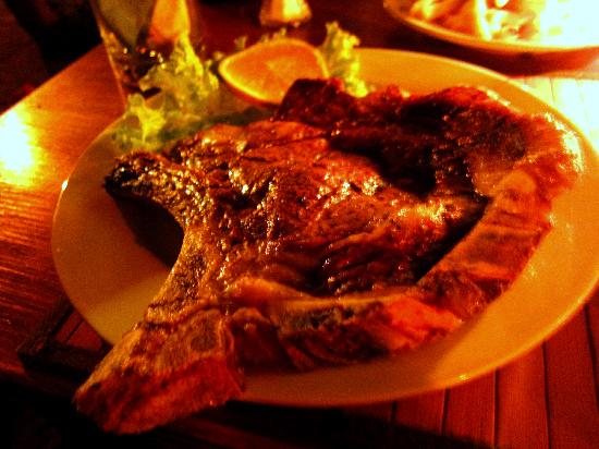 El Rincon: generous sized portions
