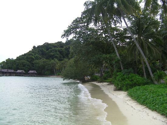 Pangkor Laut Resort: first impressions