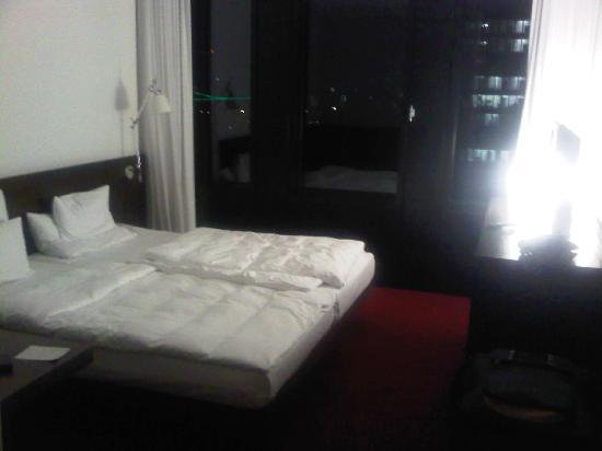 Empire Riverside Hotel: im Zimmer