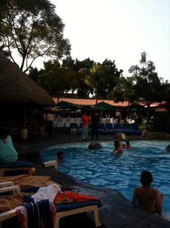 Holiday Inn Cuernavaca: pool